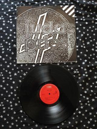 Judas Priest disco vinilo