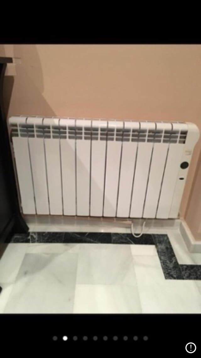 Calefacción radiadores