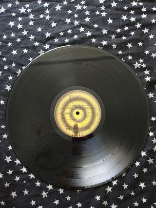 Iron Maiden disco vinilo