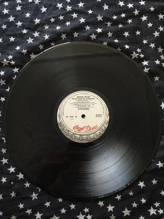 Barón Rojo disco vinilo