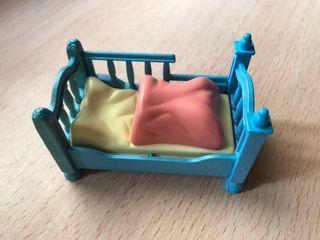 Playmobil cama casa victoriana