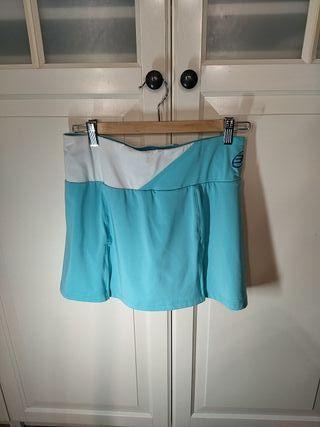 Falda de pádel de Bullpadel talla L