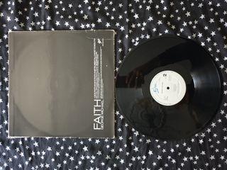 George Michael disco vinilo
