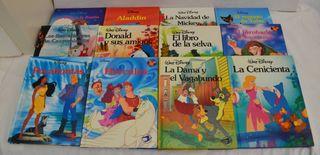 LIBROS ,OBRAS CLASICAS DE DISNEY