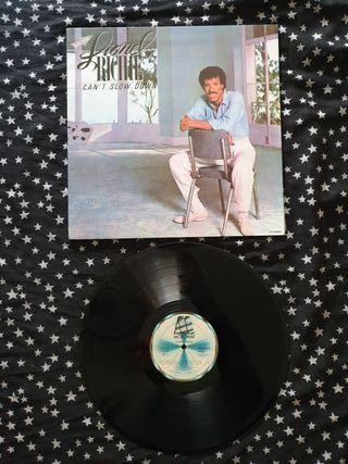 Lionel Ritchie disco vinilo