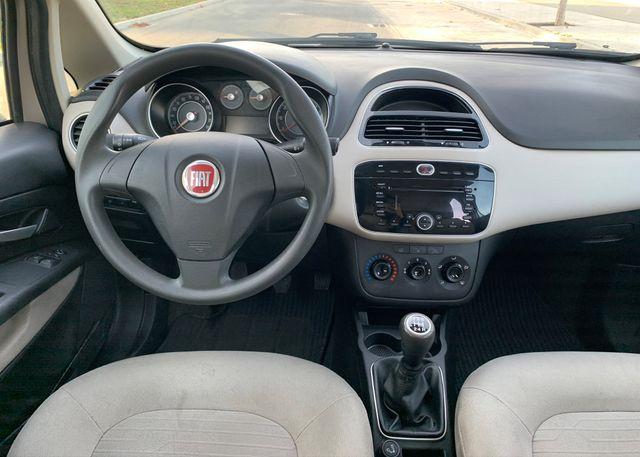 Fiat Linea 2013