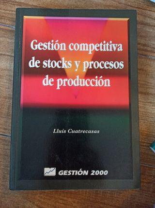 Gestión competitiva de stocks y provesos de produc
