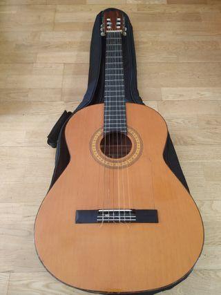 Guitarra Española Admira Málaga
