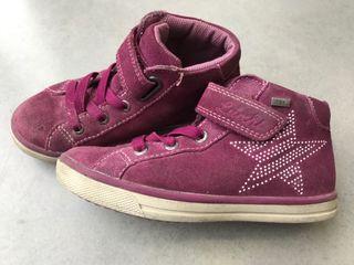 Zapatos Mocasines niña-piel-Lurchi T 28