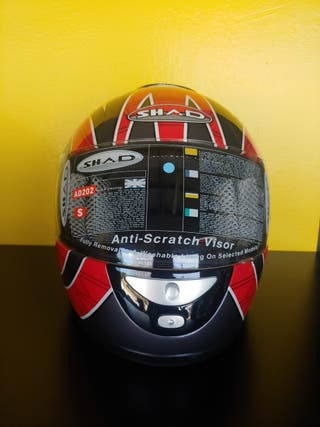 casco integral SHAD