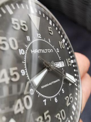 HAMILTON AVIATION AUTOMATIC