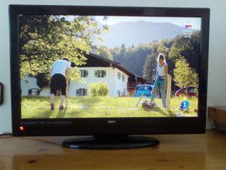 TV digital LCD HD de 22' con tdt integrado