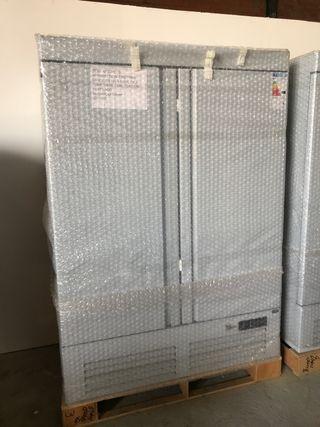 Armario de acero / congelación industrial