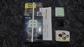 GoPro Hero 8 Black con accesorios