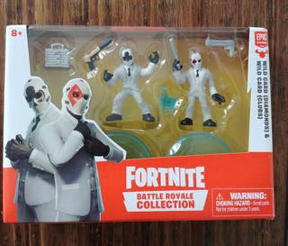 Pack figuras FORNITE