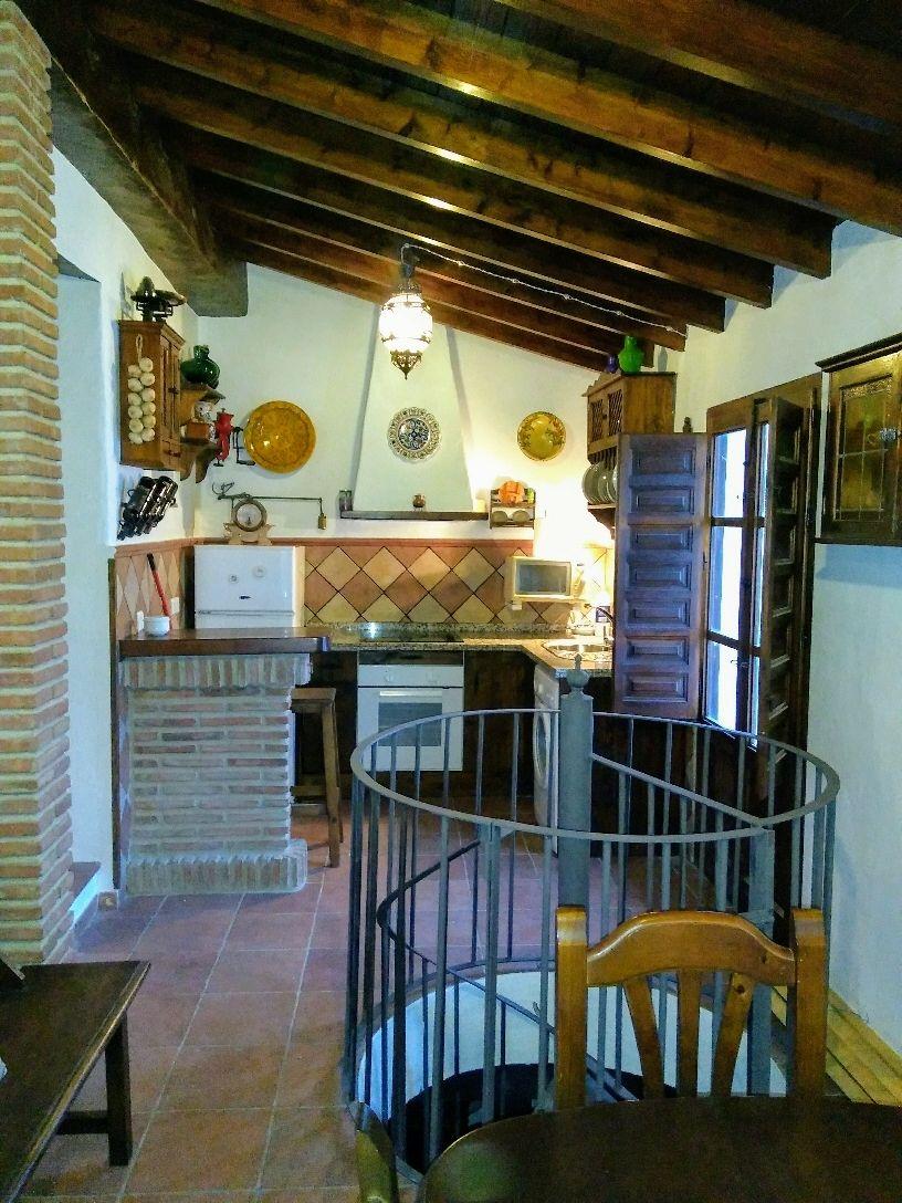 Casa en alquiler (Almáchar, Málaga)
