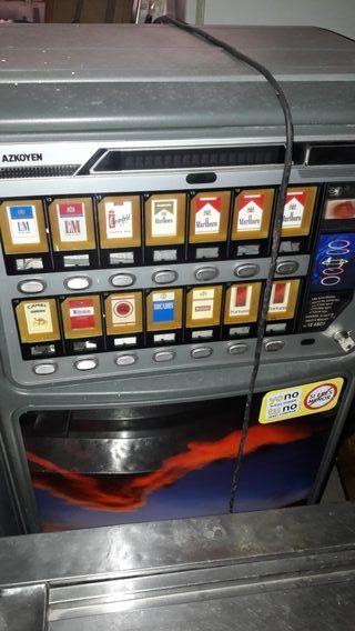 maquina expendedora tabaco