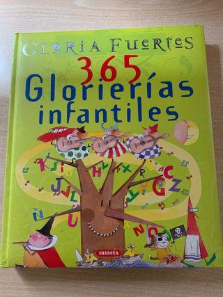 Gloria fuertes 365 glorierias infantiles