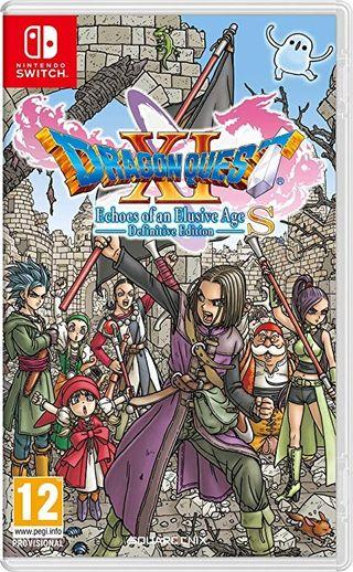 Dragón quest xi Nintendo switch