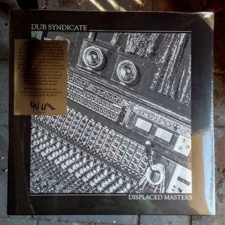 Dub Syndicate - Displaced Masters - On-U Sound LP