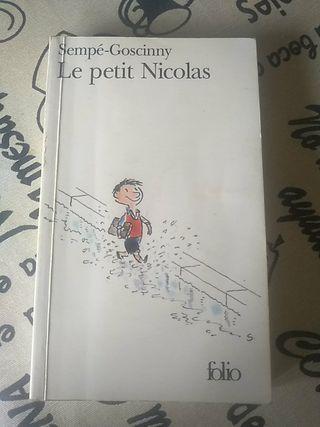 Libro Le petit Nicolas