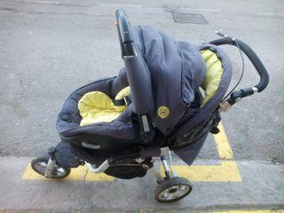 Cochecito bebé JANÉ Slalom Pro