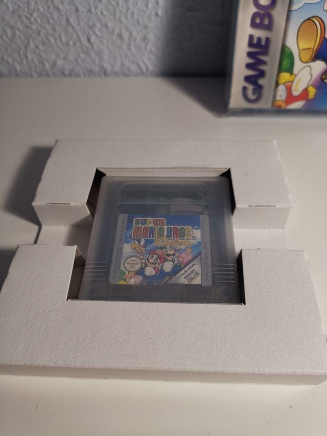 Super Mario Bros. Deluxe Gameboy Color
