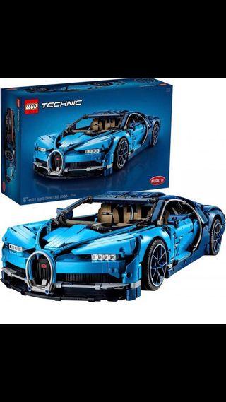 LEGO Technic Bugatti Chiron, nuevo