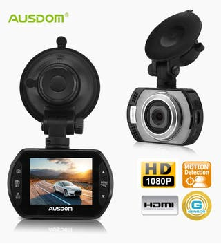 AUSDOM AD170 Auto grabador de vídeo cámara 1080