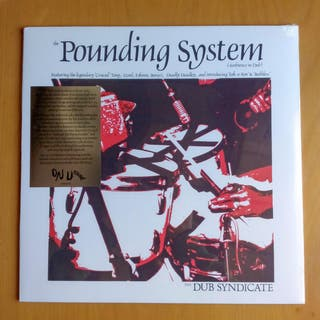 The Dub Syndicate - The Pounding System - On-U LP