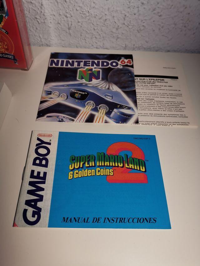 Super Mario Land 2 golden coins