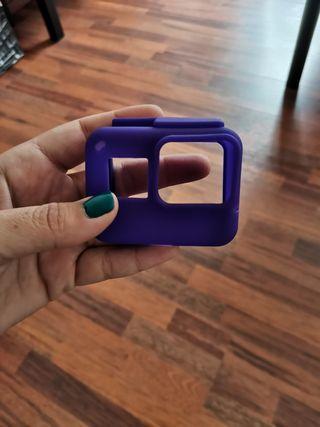 Carcasa protectora silicona GoPro Hero 5, 6 y/o 7