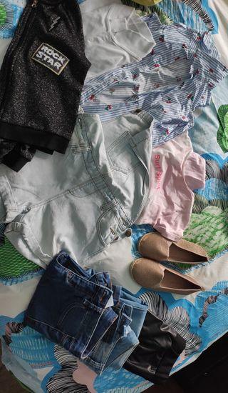 ropa niña 9-10 años