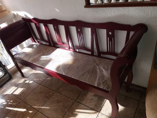 Sofa antiguo.