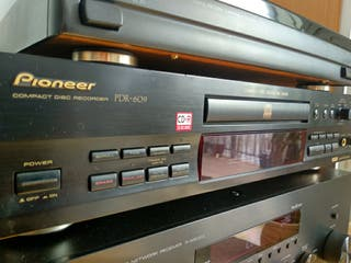 Reproductor CD Pioneer PDR-609