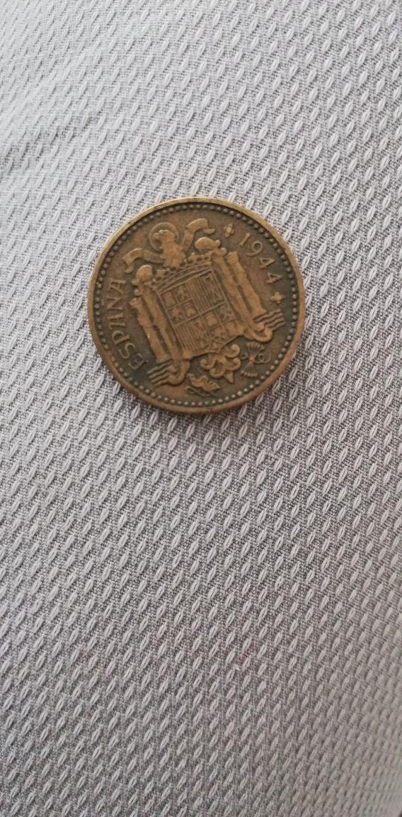1 peseta de 1944