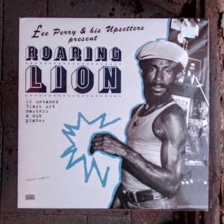 Lee Perry And His Upsetters - Roaring Lion - 2LP