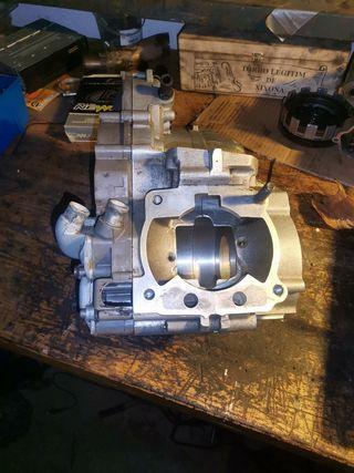 Despiece motor KTM EXC 250