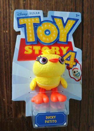 Ducky patito Toy Story 4