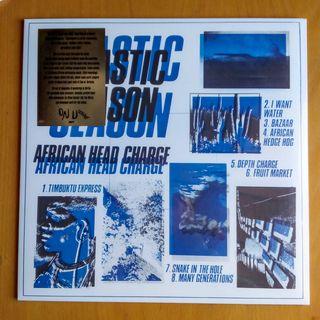 African Head Charge - Drastic Season - LP