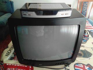 "televisor 14"" y TDT"
