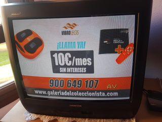 Televisión y receptor tdt
