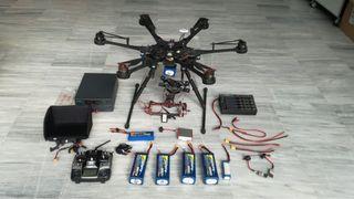 Multicoptero evo DJI evo 800