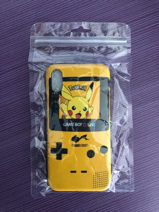 Funda iphone X-xs game boy color
