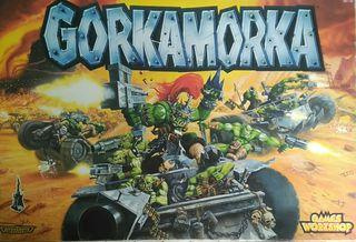 GorkaMorka Warhammer 40K Completo 1997 Muy Bien.