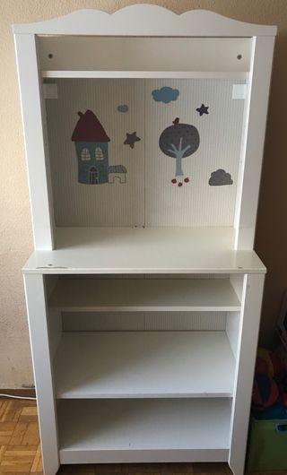 Estantería infantil Ikea