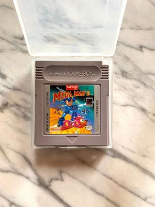 Megaman 2 game boy