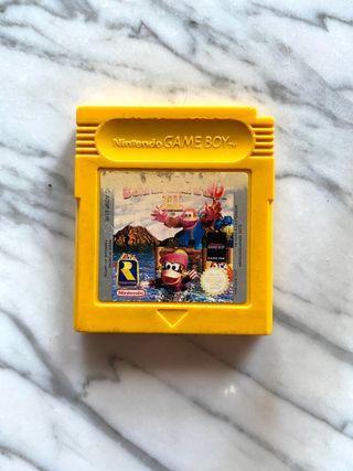 Donkey Kong 3 game boy