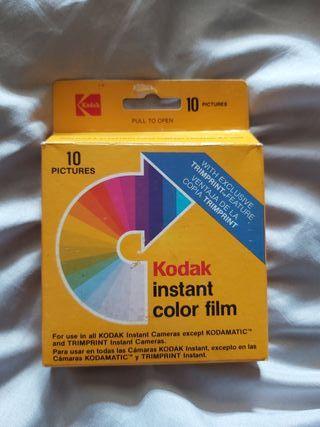 Kodak instant color film