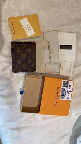 Cartera billetera múltiple Louis Vuitton